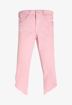 JUNIORBULL ANKLE PANTS - Jeans Skinny Fit - rose