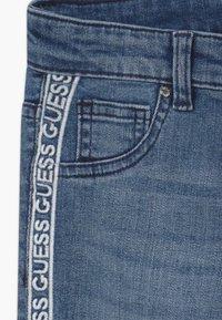Guess - JUNIOR SKINNY - Skinny džíny - light-blue denim - 3