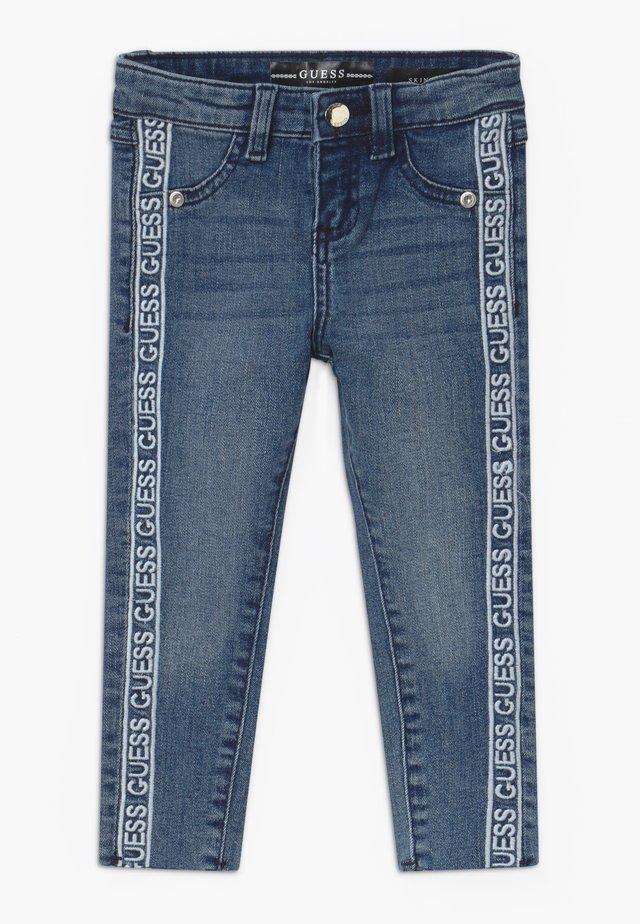 TODDLER SKINNY - Jeans Skinny Fit - old medium blue wash