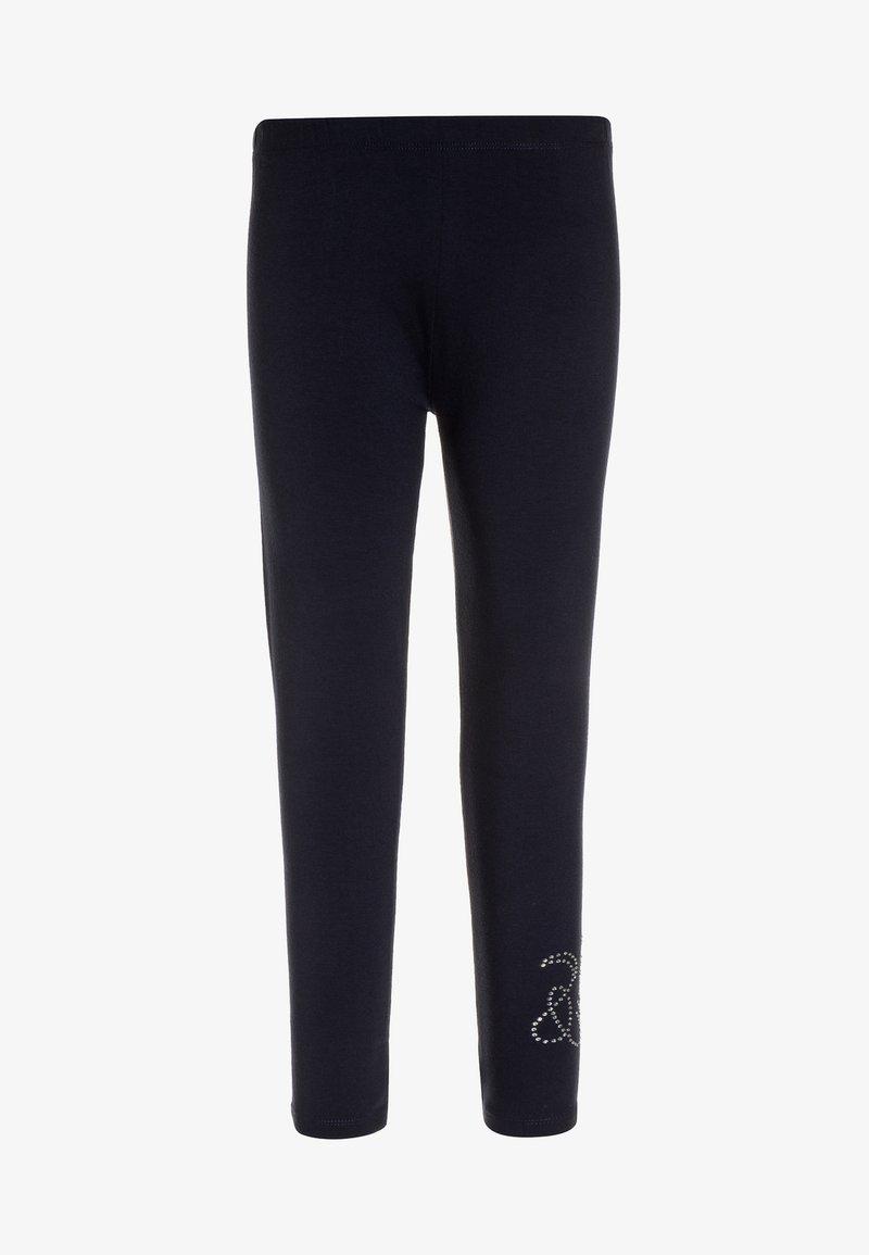 Guess - CORE - Leggings - Trousers - bleu/fancy blue