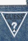 Guess - JUNIOR SHORTALL - Dungarees - denim orginal blue