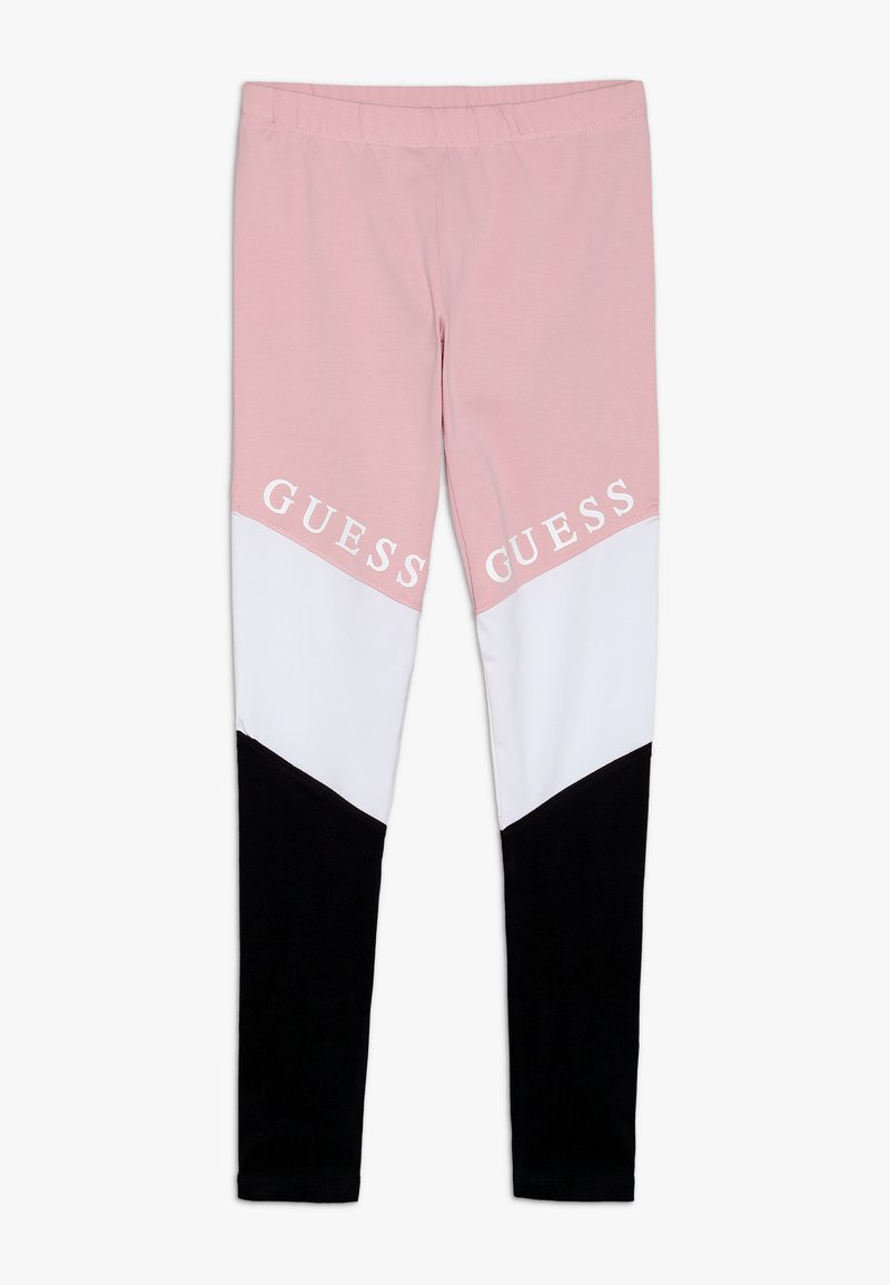 Guess - JUNIOR EXCLUSIVE PANTS - Legging - light pink