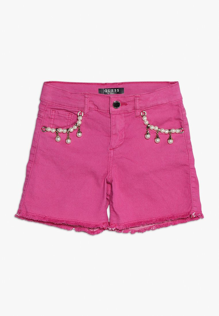 Guess - Jeans Shorts - pink wall