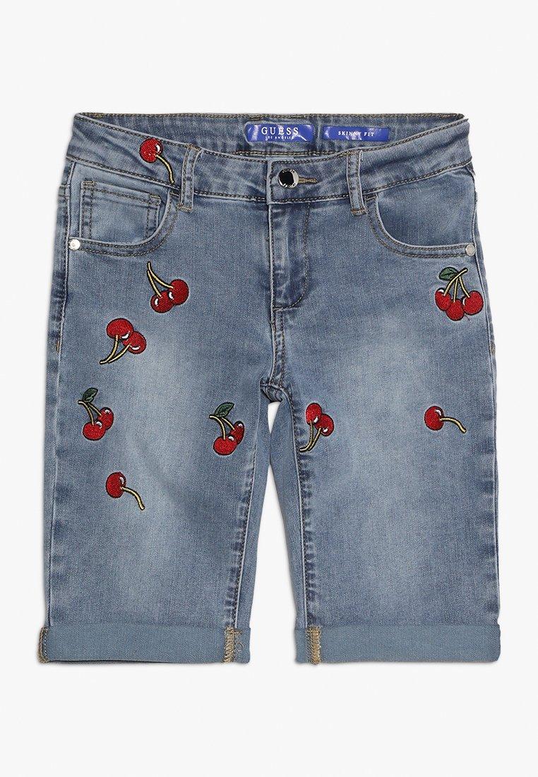 Guess - Jeans Shorts - medium blue wash