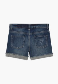 Guess - JUNIOR - Szorty jeansowe - iridescent blue wash - 1