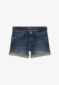 Guess - JUNIOR - Szorty jeansowe - iridescent blue wash - 2