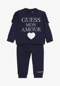 Guess - SET - Sweatshirts - fancy blue - 7