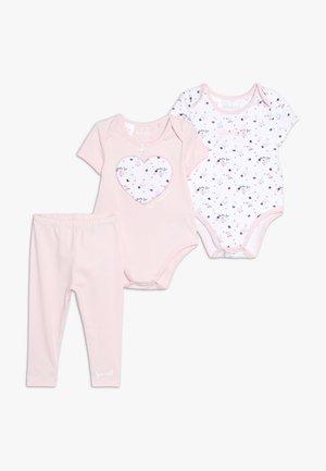 BABY SET  - Body - light pink