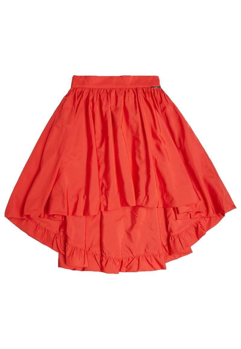 Guess - JUPE EN TAFFETAS MARCIANO - A-line skirt - rose