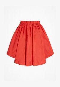 Guess - JUPE EN TAFFETAS MARCIANO - A-line skirt - rose - 2