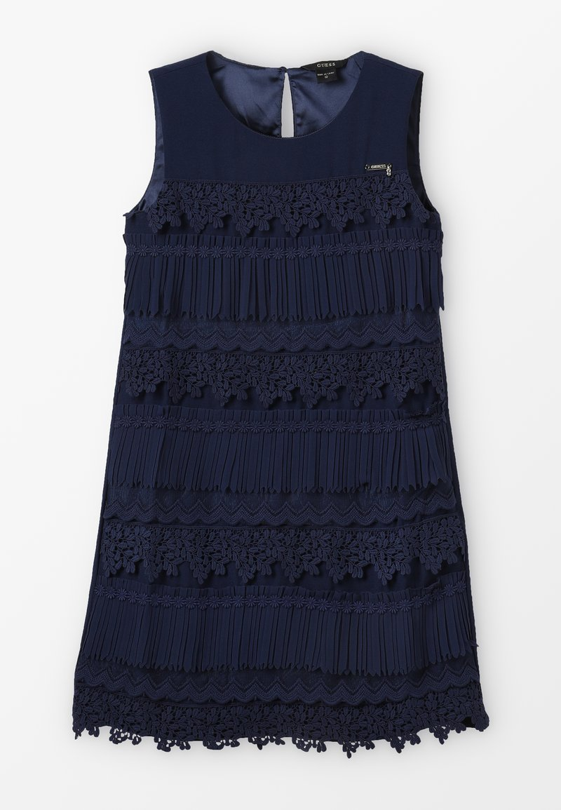 Guess - DRESS - Cocktail dress / Party dress - fancy blue