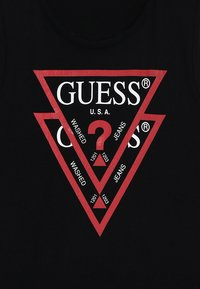Guess - DRESS - Vapaa-ajan mekko - jet black - 3