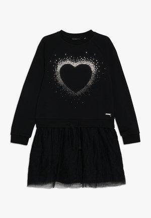 JUNIOR DRESS - Sukienka letnia - jet black