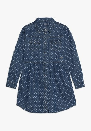 JUNIOR DRESS CORE - Vestito di jeans - blue denim