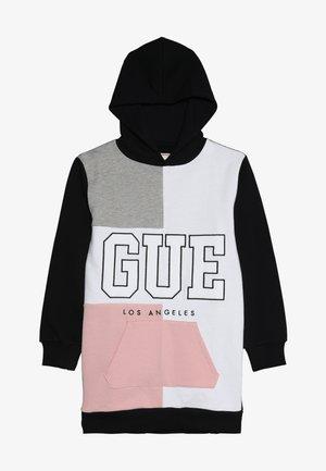 JUNIOR EXCLUSIVE DRESSES - Hverdagskjoler - grey/light pink