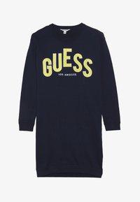 Guess - JUNIOR DRESS - Hverdagskjoler - deck blue - 3