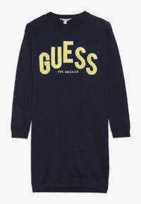 Guess - JUNIOR DRESS - Hverdagskjoler - deck blue - 0