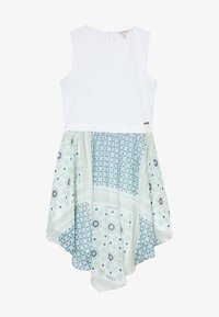 Guess - JUNIORMIXED DRESS - Vestito elegante - bandana blue - 3