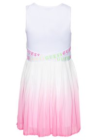 Guess - JUNIORMIXED DRESS - Vestido informal - blanc pur - 1