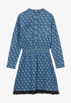 JUNIOR ADJUSTABLE DRESS - Blousejurk - indigo wash