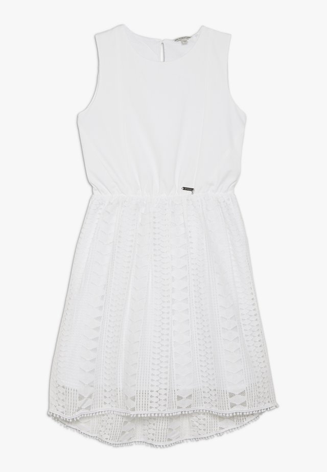 JUNIOR DRESS - Jerseyjurk - true white