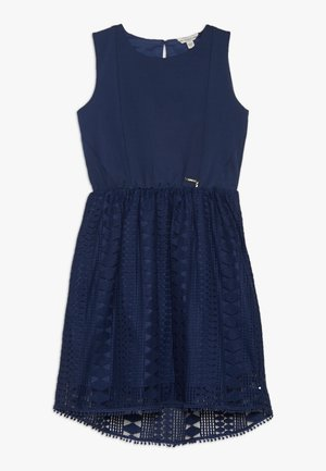 JUNIOR DRESS - Robe en jersey - deck blue