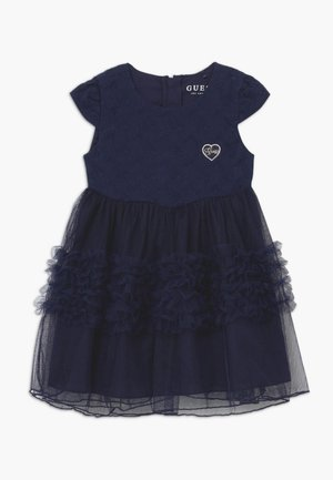 LACE DRESS BABY - Cocktail dress / Party dress - deck blue