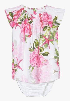 SET - Košilové šaty - seashell pink
