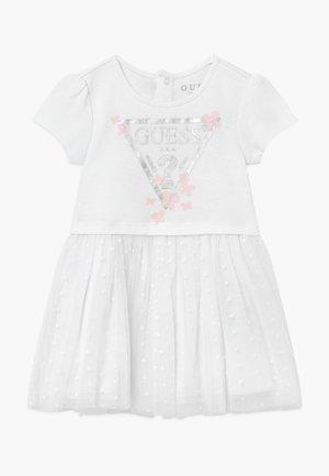 BABY - Robe en jersey - true white