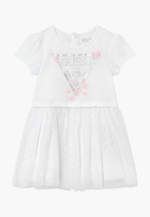BABY - Vestido ligero - true white