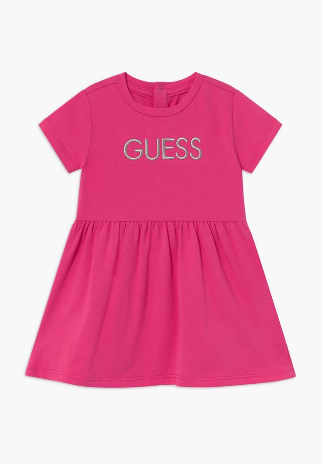 DRESS BABY - Jerseyjurk - rouge/shocking pink