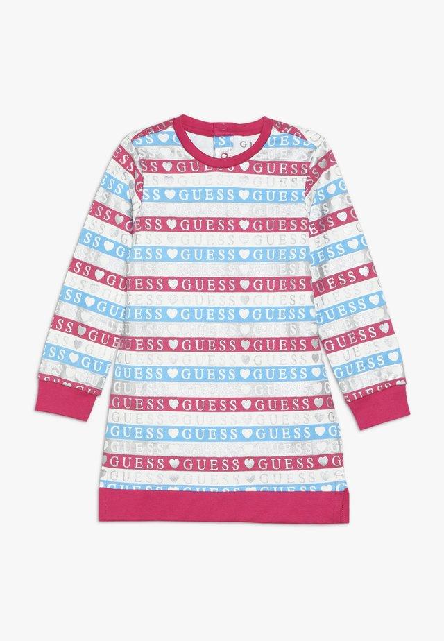 TODDLER FRENCH DRESS - Korte jurk - multi-coloured