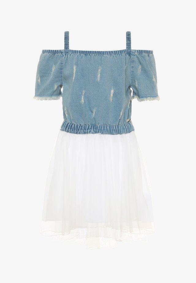 JUNIOR DRESS - Spijkerjurk - blue