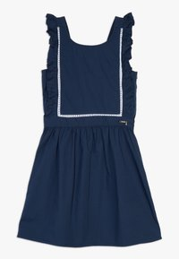 Guess - JUNIOR DRESS - Cocktail dress / Party dress - deck blue - 0