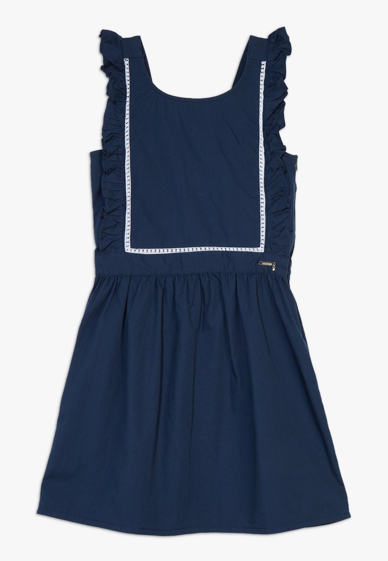 Guess - JUNIOR DRESS - Cocktail dress / Party dress - deck blue