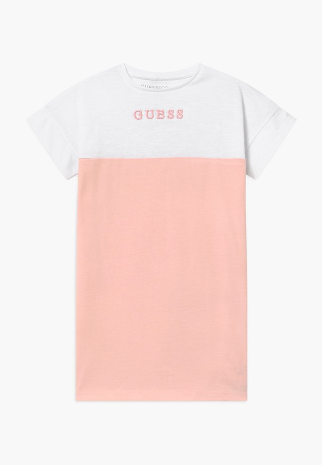 TODDLER - Jerseyjurk - pink sky