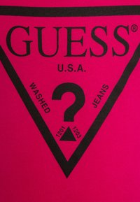 Guess - JUNIOR CORE - Printtipaita - candy pink - 2