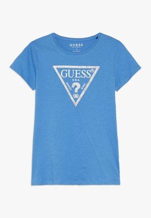 JUNIOR CORE - Camiseta estampada - honey blue/bleu