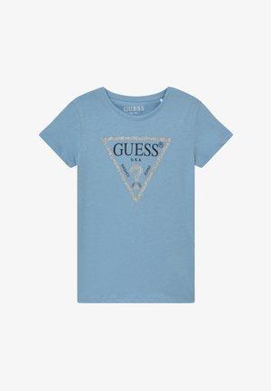 JUNIOR CORE - Print T-shirt - starlight blue