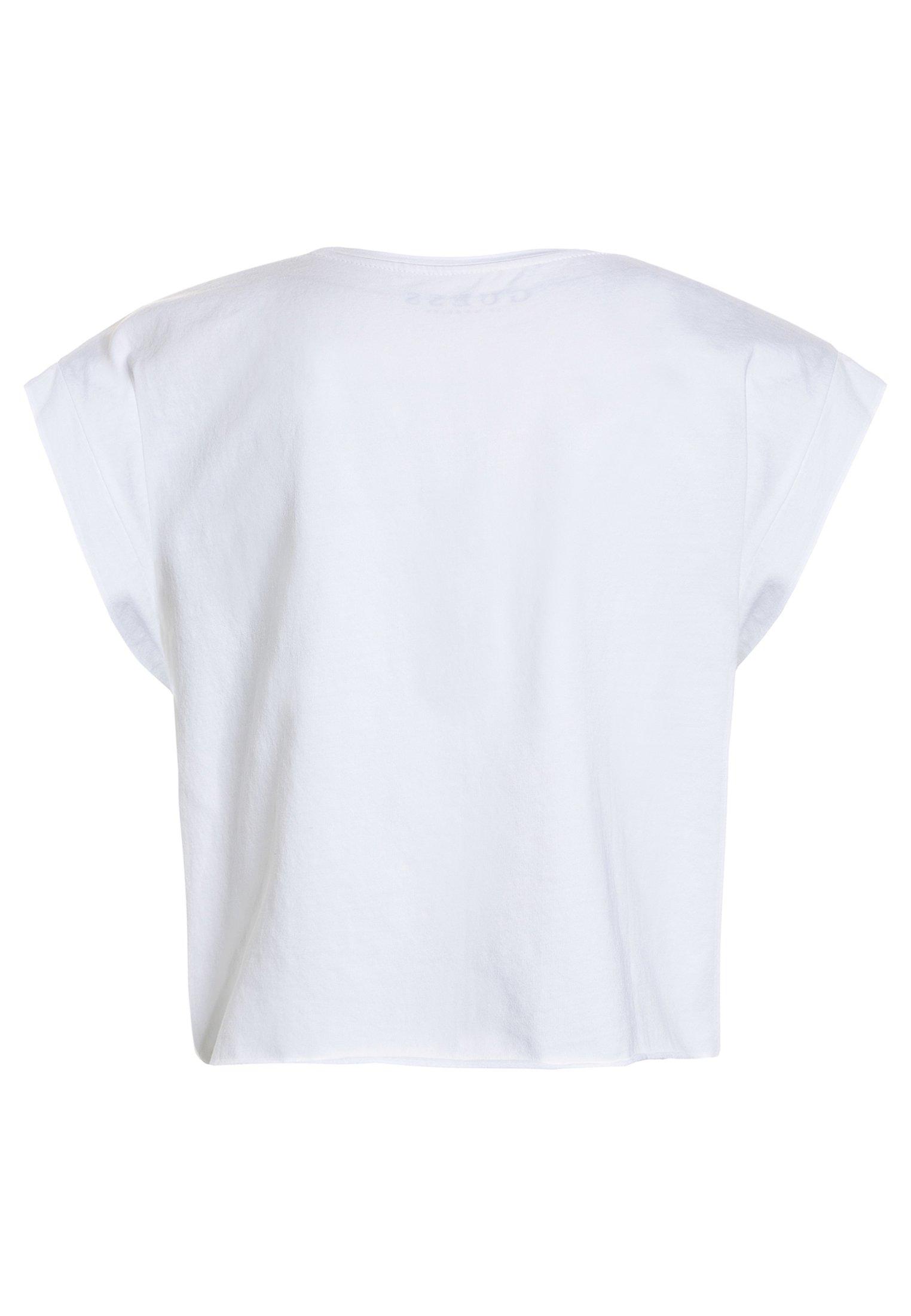 zalando t-shirt blanc