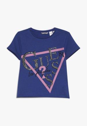 JUNIOR - T-shirt z nadrukiem - wild blue