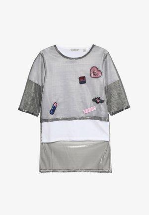 JUNIOR - Camiseta estampada - true white