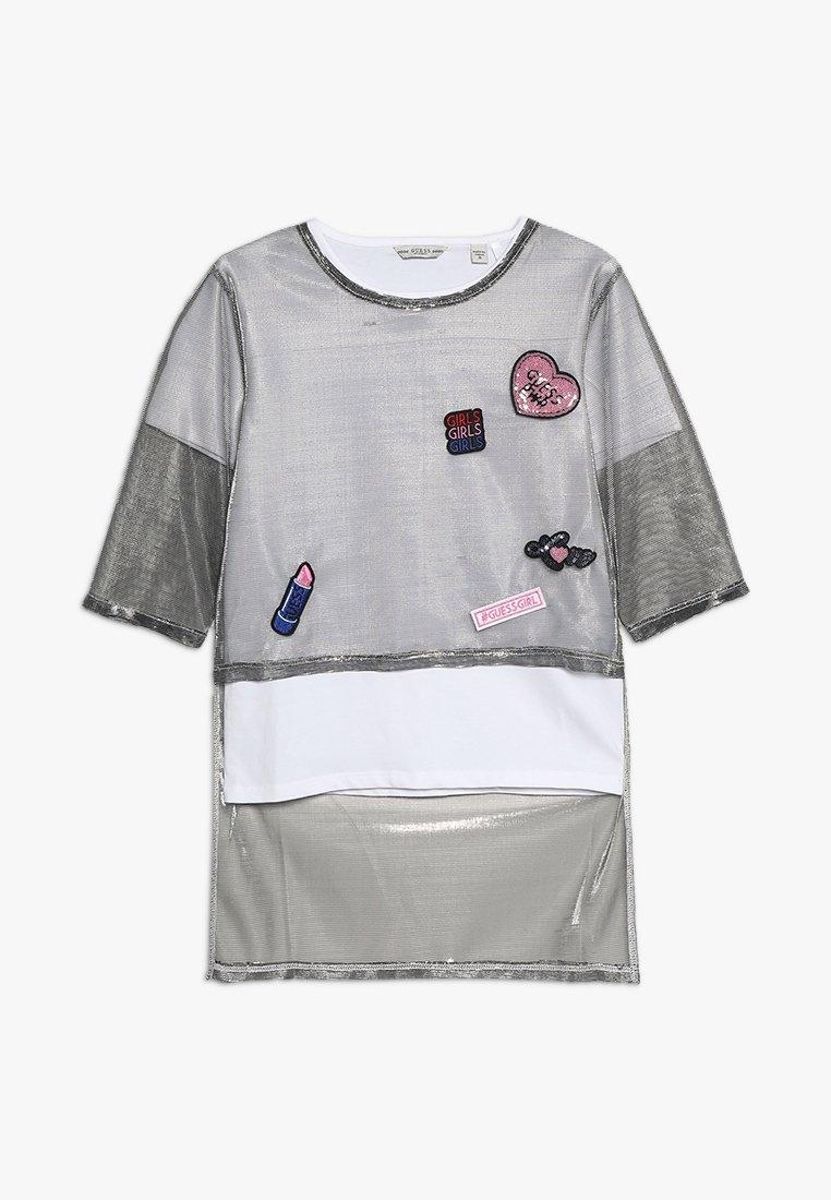 Guess - JUNIOR - T-shirts print - true white