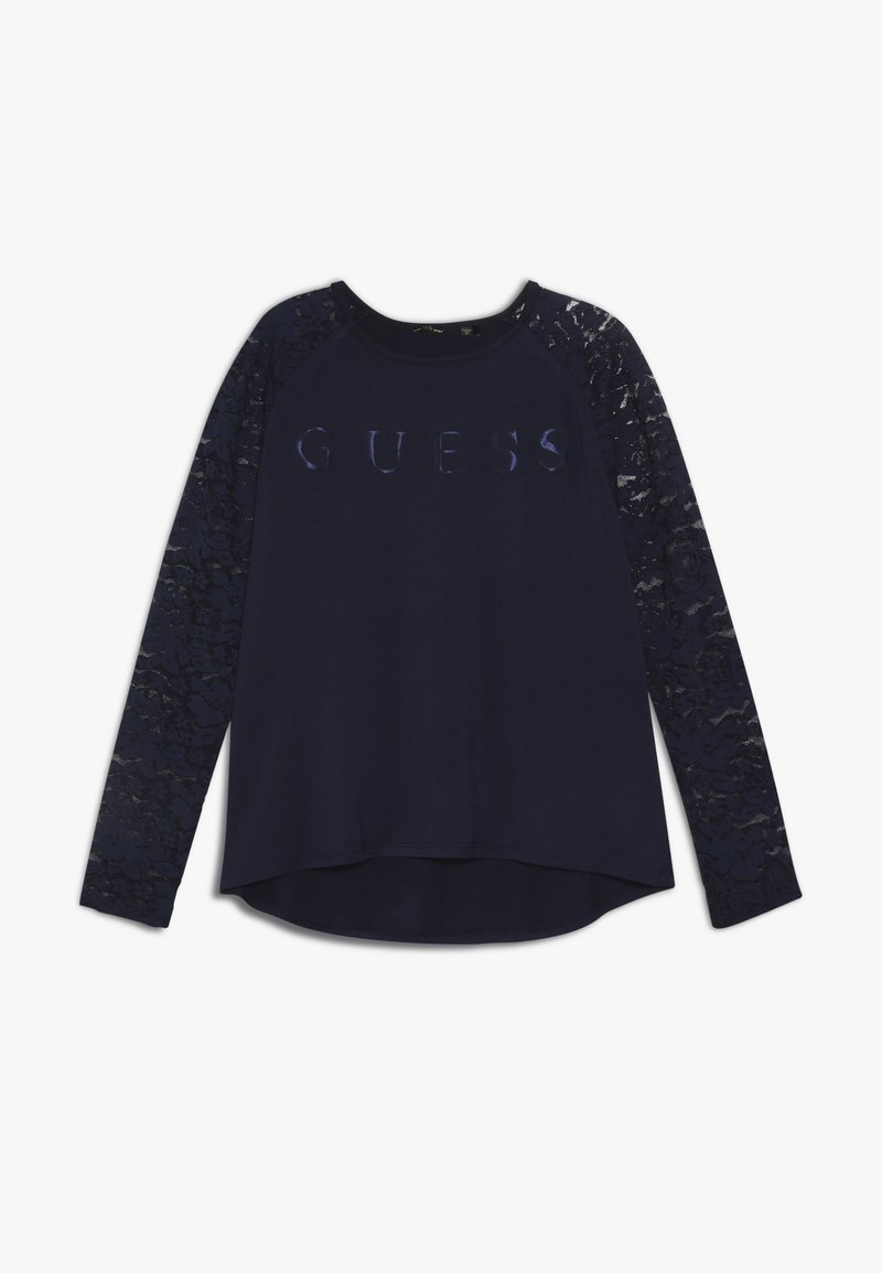 Guess - JUNIOR  - Langarmshirt - deck blue