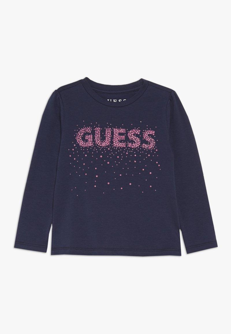 Guess - TOODLER - Camiseta de manga larga - deck blue