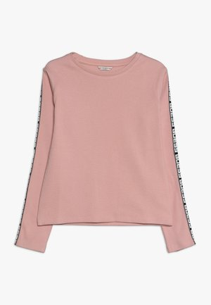 JUNIOR EXCLUSIVE - Top s dlouhým rukávem - light pink