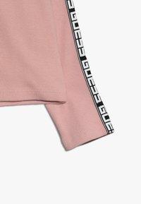 Guess - JUNIOR EXCLUSIVE - Top sdlouhým rukávem - light pink - 3