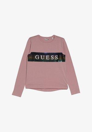 JUNIOR  - Bluzka z długim rękawem - slip pink
