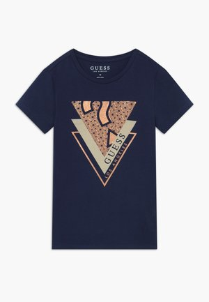 JUNIOR - T-shirt imprimé - deck blue