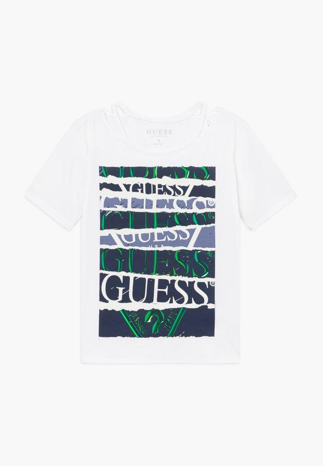 JUNIOR - T-shirt print - true white